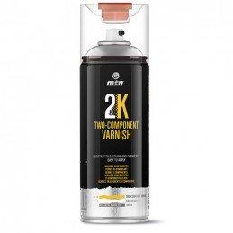 Spray Barniz 2 componentes...