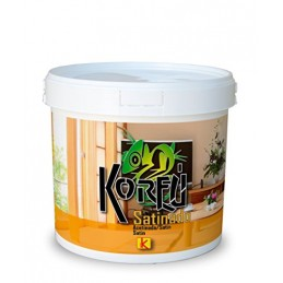 Korfu pintura plástica Satinada (3,5 litros)
