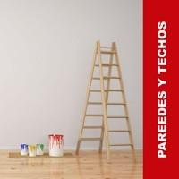 Pinturas paredes y techos