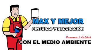 Pinturas Max y Mejor