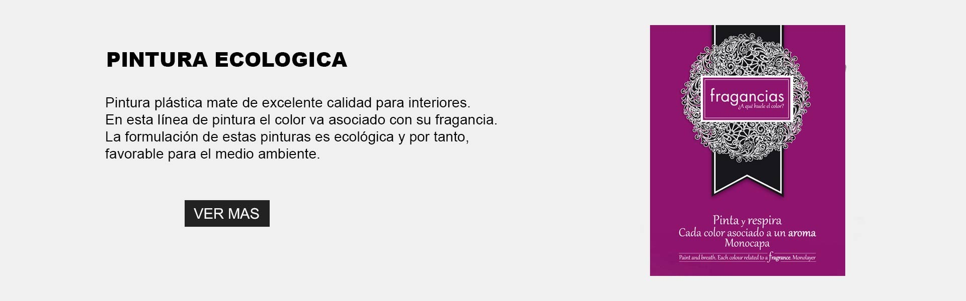 PINTURA ECOLOGICA